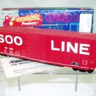 Roundhouse  HO Scale  SOO Lines  50Ft. Pullman Standard Box Car#SOO19369