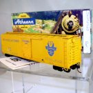 Athearn  HO Scale  Delaware&Hudson  50Ft. Single-Door Box Car#D&H27023