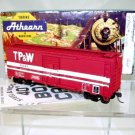 Athearn  HO Scale  Toledo Peoria&Western  40Ft. Single-Door Box Car#TP&W60024