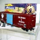 Athearn  HO Scale  Delaware&Hudson  50Ft. Ribbed-Side Box Car#D&H20193