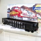 Athearn  HO Scale  Erie Lackawanna  50Ft. Fishbelly-Side Gondola#EL43682