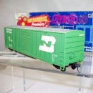 Roundhouse HO Scale  Burlington Northern  50Ft. FMC Combination Door Box Car#BN161843