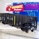 Roundhouse HO Scale  Baltimore&Ohio  40Ft. 3-Bay Rib-Side Hopper#B&O12783