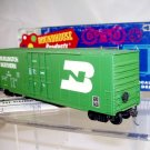 Roundhouse HO Scale  Burlington Northern  50Ft. Single-Door Hi-Cube Box Car#BN748856