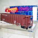 Roundhouse HO Scale  Conrail  54Ft. Rib-Side 5-Bay Ortner Rapid Discharge Hopper#CR451236