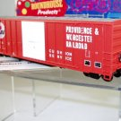 Roundhouse HO Scale  Providence&Worcester  50Ft. FMC Single-Door Box Car#PW315