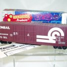Roundhouse HO Scale  Conrail  50Ft. Hi-Cube Double-Door Box Car#CR220998
