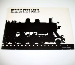 Pacific Fast Mail 11th Edition Catalog All Brass