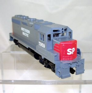 Athearn HO Scale  Southern Pacific  EMD GP40-2 Diesel Road Locomotive#7959