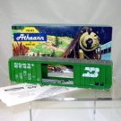 Athearn HO Scale  Burlington Northern  50Ft. Double-Door Box Car Kit#247908