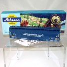 Athearn/Rail Runner HO Scale  Arco/Polymers Inc.  55Ft. Center Flow Covered Hopper Kit#887