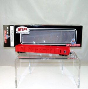 Atlas HO Scale  Boston&Maine  52Ft. Evans Gondola Car#9058 NIB