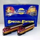Athearn HO Scale  Boston&Maine  Special Edition  F7A  AA Diesel Set NIB