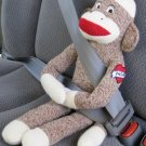 My version of the KIA Sock Monkey with Handmade MOM tattoo