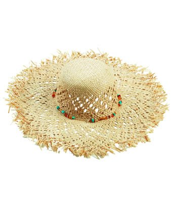 Straw Hat Gag Gift Novelty - Make Your Own Kit