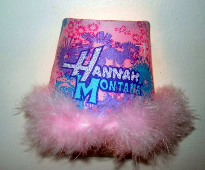CUSTOM NIGHT LIGHT MADE WITH HANNAH MONTANA