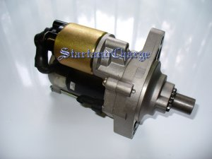 Honda Prelude 2.2L Starter 17744