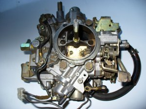 MIKUNI-SOLEX Carburetor Chrysler and Mitsubishi 32-35-DID TA
