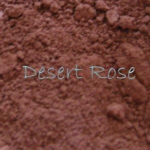 Mineral Makeup~ Blush Sample ~ Desert Rose