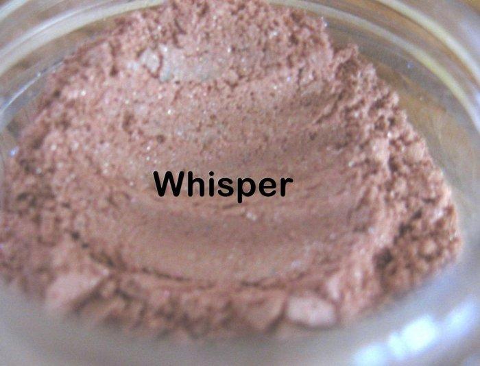 Mineral Makeup~ Eye Shadow Sample ~ Whisper