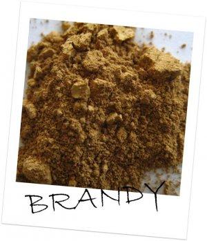 Mineral Makeup~ Eye Shadow Sample ~ Brandy
