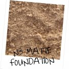 Mineral Makup ~ Matte Cover Foundation N3 ~ Sample