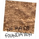 Mineral Makup ~ Matte Cover Foundation N4 ~ Sample