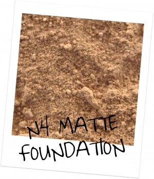 Mineral Makup ~ Matte Cover Foundation N4 20 Gram