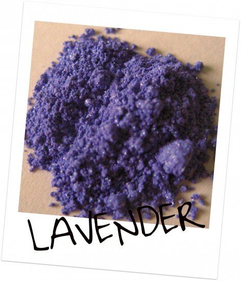 Mineral Makeup~ Eye Shadow ~ Lavender