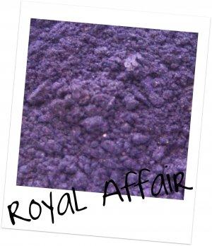 Mineral Makeup Eye Shadow Sample  Royal Affair