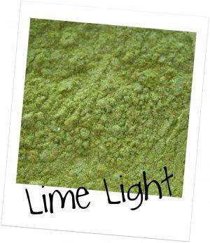Mineral Makeup Eye Shadow Sample  Lime Light