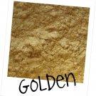 Mineral Makeup Eye Shadow Sample Golden