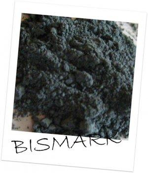 Mineral Makeup Eye Shadow Bismark 5 Gram Jar