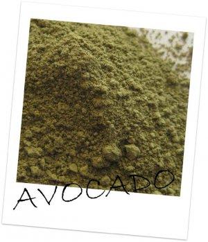 Mineral Makeup Eye Shadow Avocado 5 Gram Jar