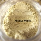 Mineral Makeup Eye Shadow Antique White 5 Gram Jar