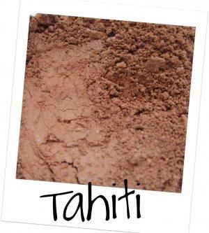 Mineral Makeup Bronzer Tahiti Sample