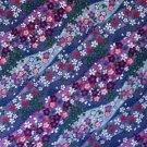 Kona Bay Cotton Fabric Diagonal Floral