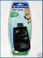 "New Samsonite ""MOTOROLA RAZR V3"" Cell Phone Case"