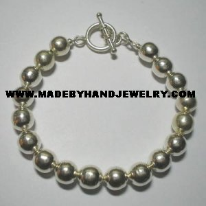 .950 Pure Silver Bracelet (No. 6)