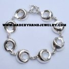 .950 Silver Bracelet *EMAIL SIZE FOR AVAILABILITY AND PRICE*