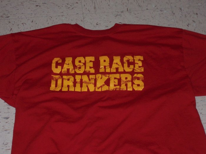 Case Race Drinkers T-Shirt
