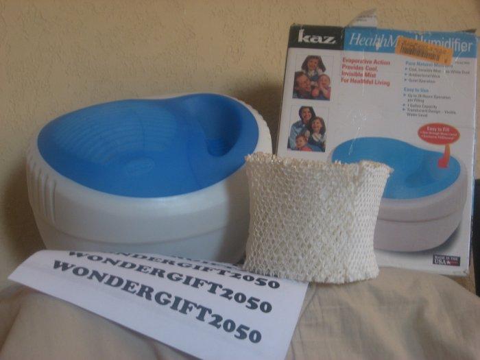 Kaz HealthMist Humidifier Filter Model:3020