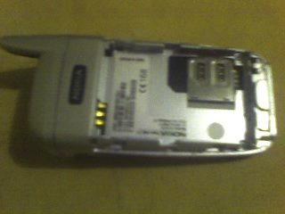 Nokia 6101 Bottom Part (replacement part's)