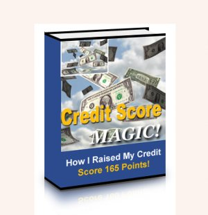 Credit Score Magic How I Raised My Credit Score 165 Points PDF eBook