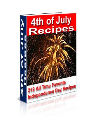 4th Of July Recipe eBook Over 200 Favorites PDF