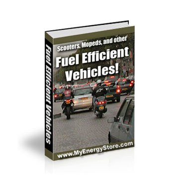 Fuel Efficient Gas Saving Vehicles eBook PDF Format with MRR