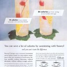 1956 Sucaryl Artificial Sweetener Original Vintage Advertisement by Abbott Laboratories