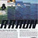 1967 MerCruiser 160 Boat Stern Drive Original Vintage Advertisement