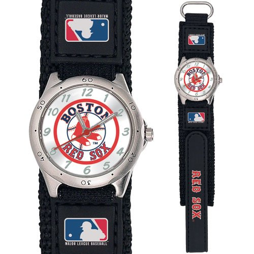 GAME TIME  BOSTON RED SOX (SOX LOGO) FUTURE STAR SERIES WATCH LIFETIME WARRANTY FREE SHIPPING