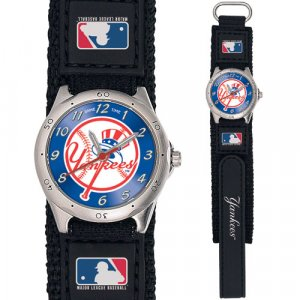 GAME TIME  NEW YORK  YANKEES (TOP HAT)  FUTURE STAR SERIES WATCH LIFETIME WARRANTY FREE SHIPPING
